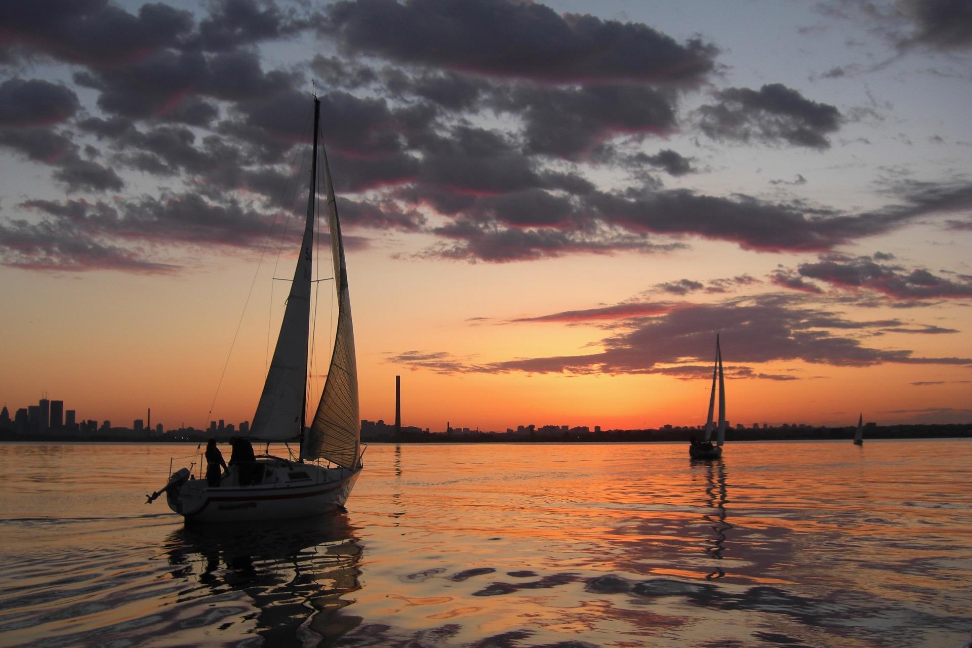 Learn sailing in toronto